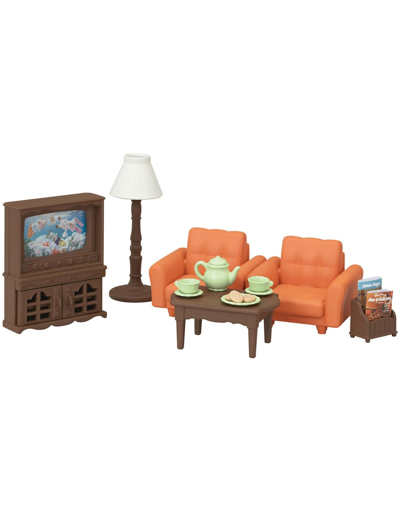 Calico Critters Calico Critters Lounging Living Room