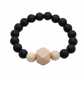 Glitter and Spice Bracelet Gemstone Midnight Black