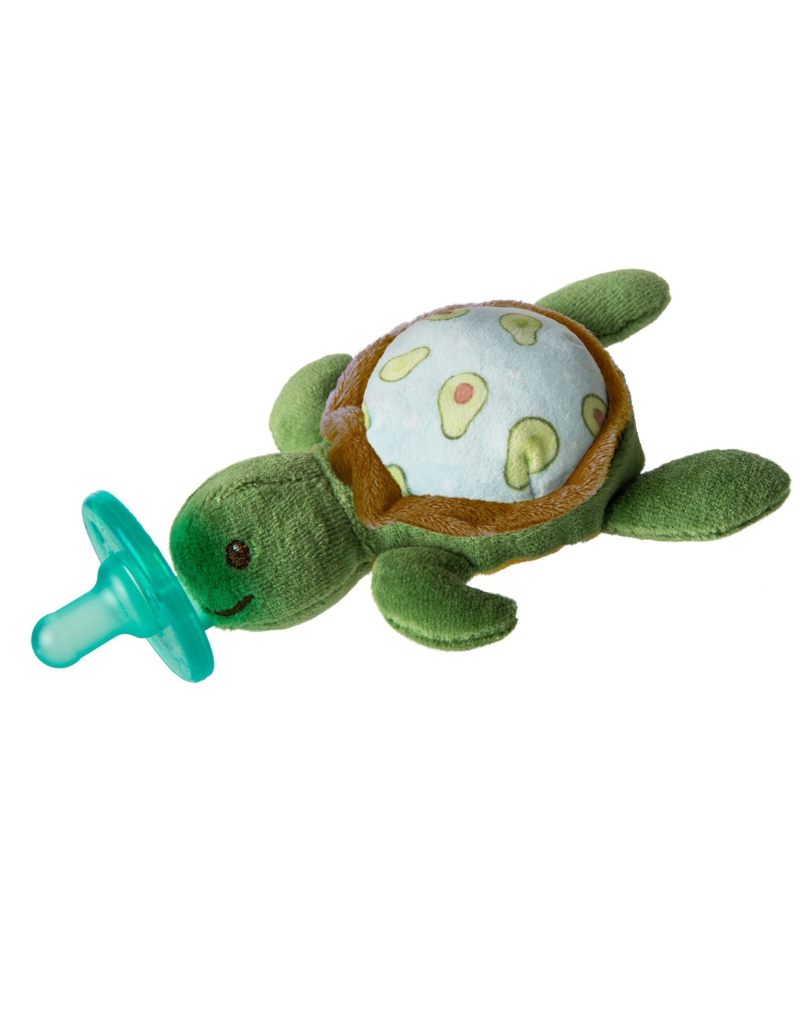 WubbaNub WubbaNub Pacifier, Yummy Avocado Turtle