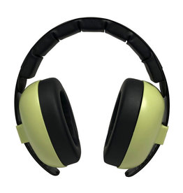 Banz Banz Infant Hearing Protection, Leaf Green