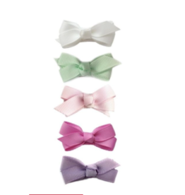 Baby Wisp Babywisp Chelsea Bows 5pack, Scent of Spring