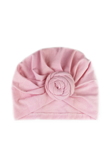 Baby Wisp Baby Wisp Turban Knot Hat, Light Pink