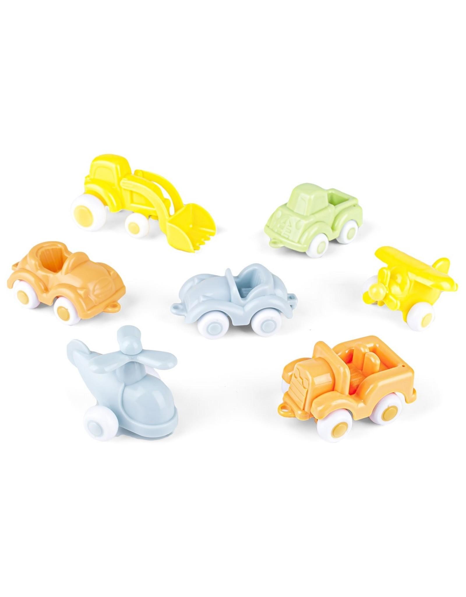 VikingToys Ecoline Mini Chubbies 7 pcs.