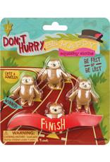 Toysmith Squishy Sloths