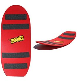 """Spooner Inc. Spooner Board Pro, Red 27"""""""