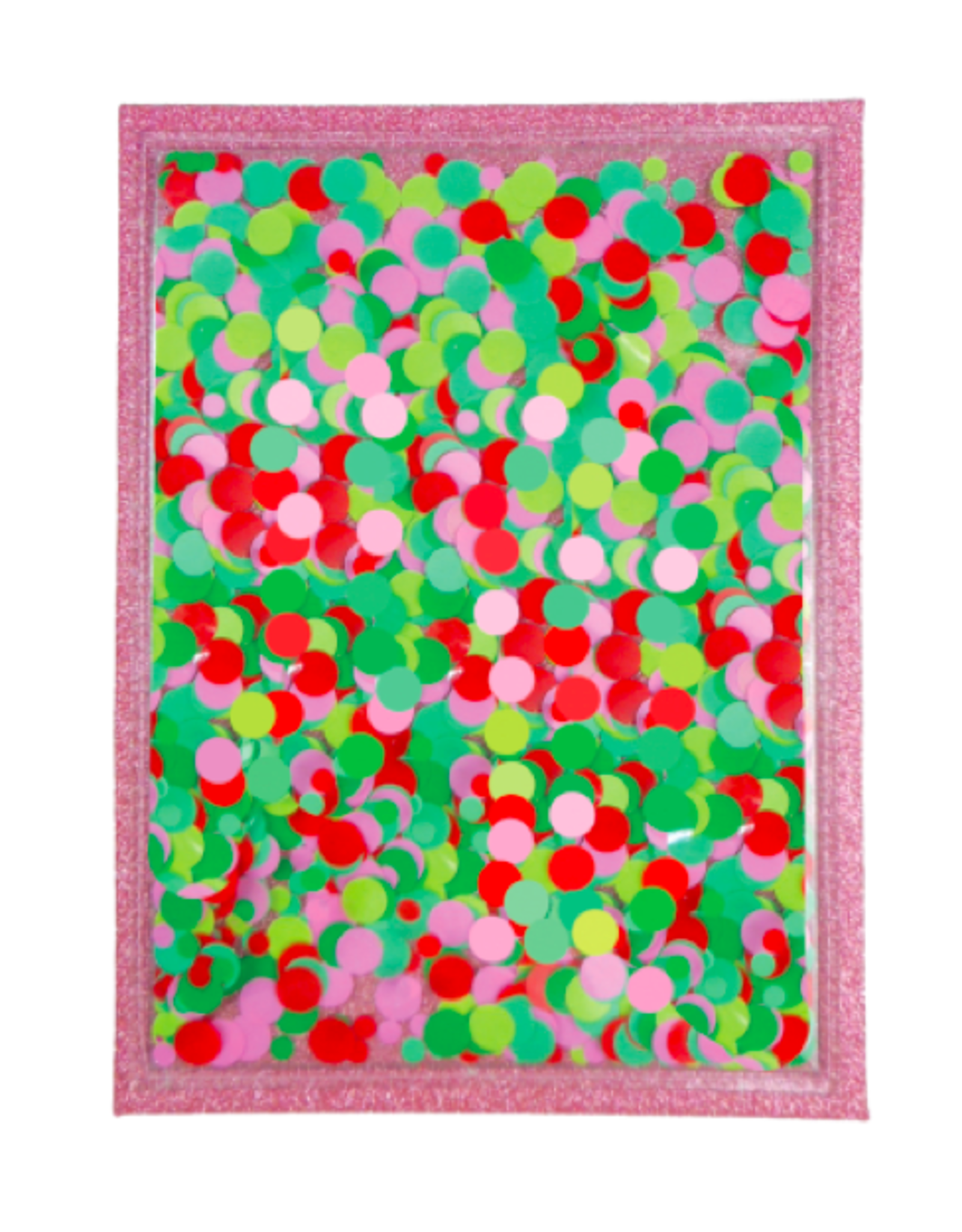 Iscream Confetti Holiday Journal
