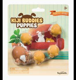 Toysmith Kiji Buddies Puppies