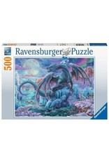 Ravensburger 500 pcs. Mystic Dragons Puzzle
