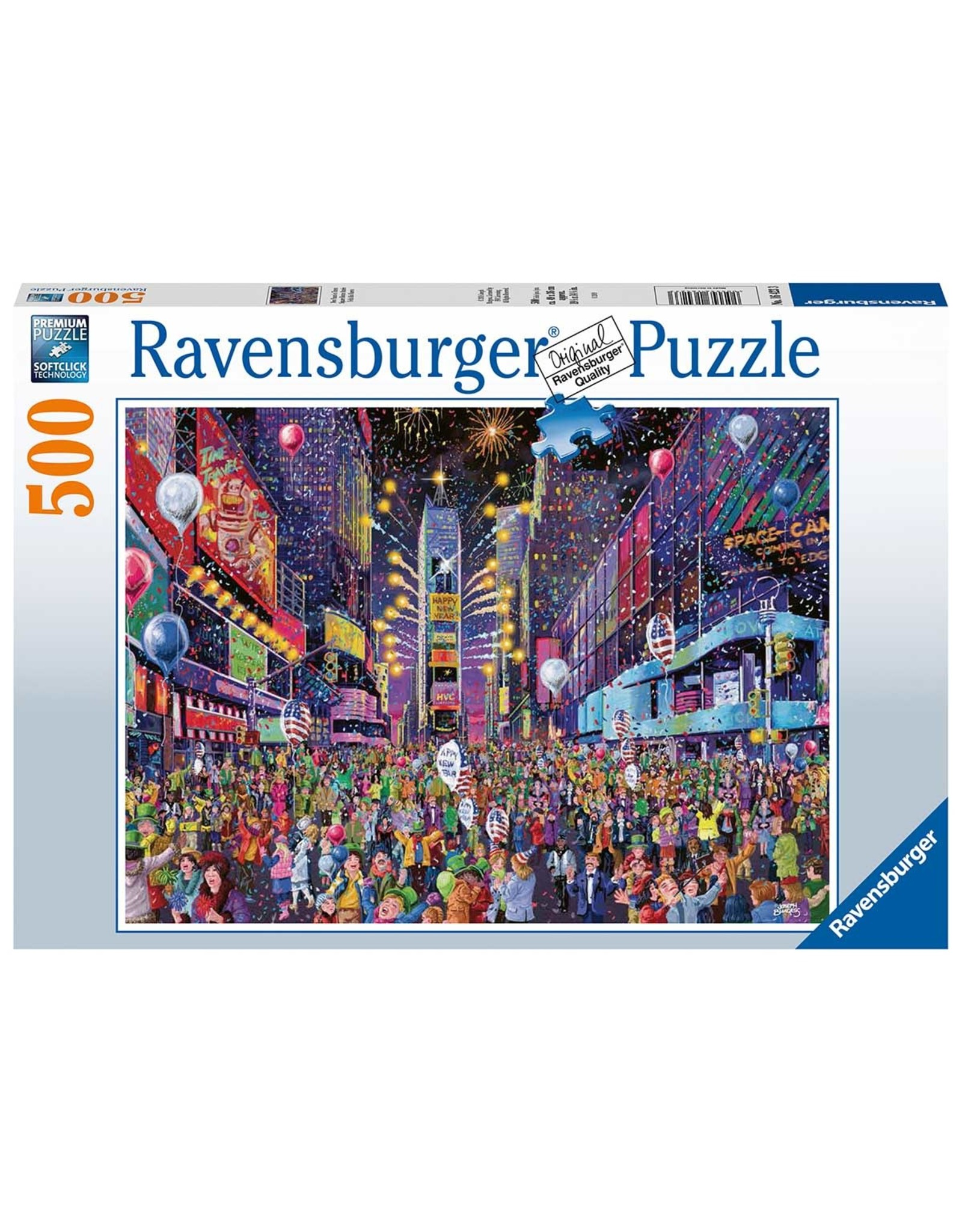 Ravensburger 500 pcs. New Years in Times Square