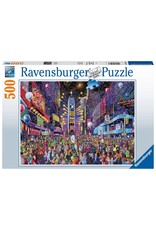 Ravensburger 500 pcs. New Years in Times Square Puzzle