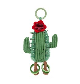 Jelly Cat Amuseable Cactus Activity Toy