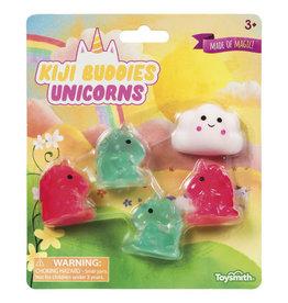 Toysmith Kiji Buddies Unicorns