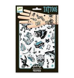 Djeco Tattoos, Darkside