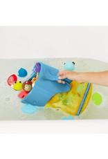 Skip Hop Moby Scoop Splash Bath Toy Organizer, Blue