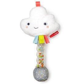 Skip Hop Silver Lining Cloud Rain Stick Rattle