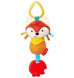 Skip Hop Chime and  Teethe Toy, Fox