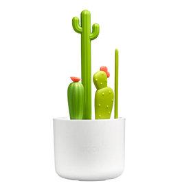 Boon Cacti Brush Set White/Light Green