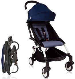 BabyZen Yoyo+ Stroller, Air France Blue