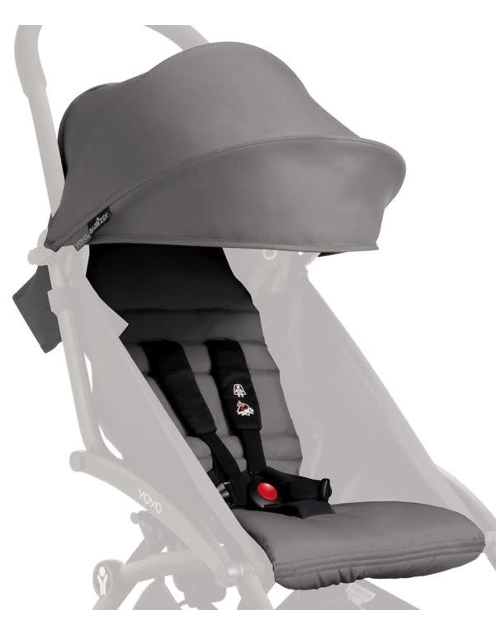 BabyZen Babyzen 6+ Color Pack Grey