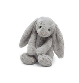Jelly Cat Bashful Grey Bunny Huge