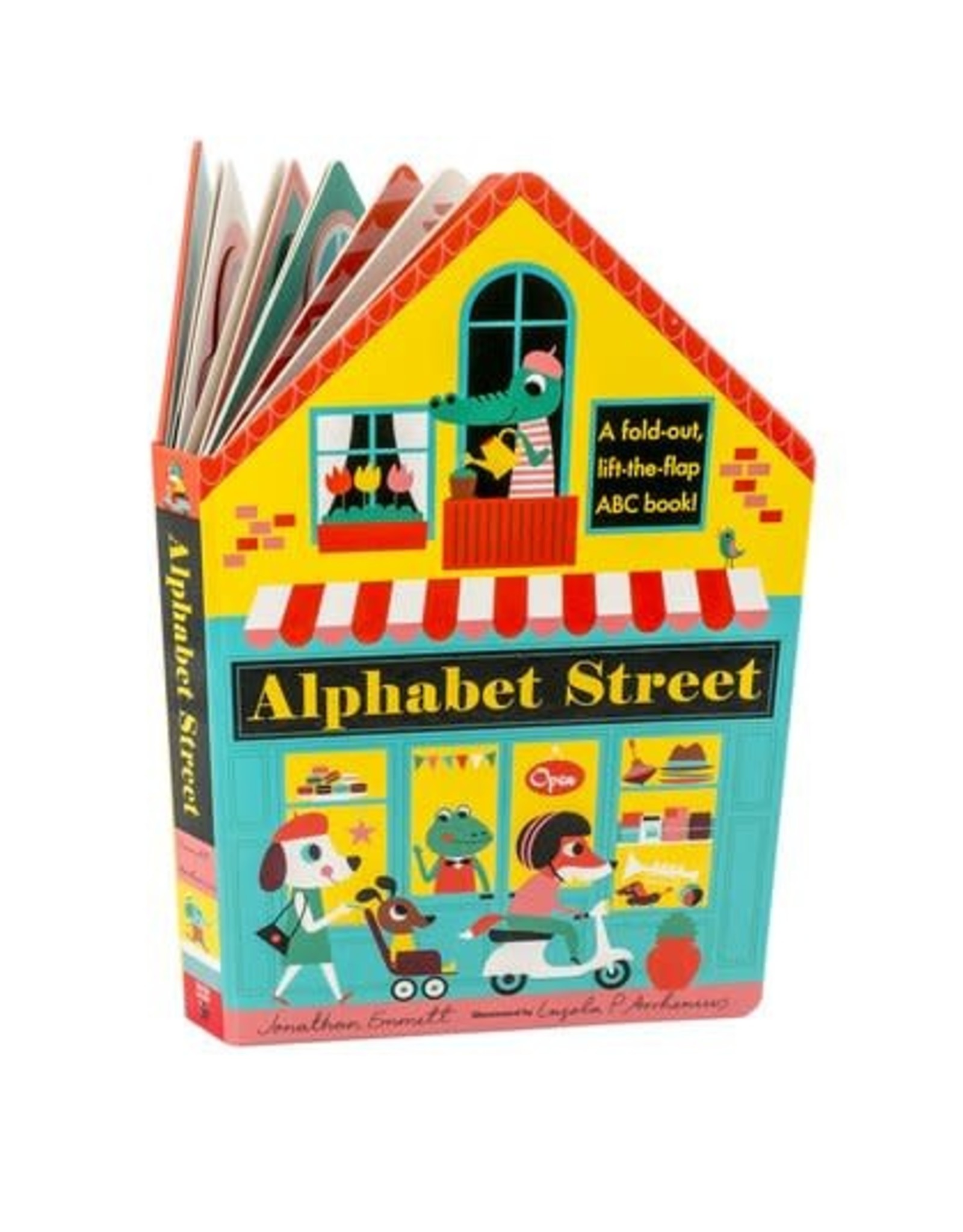 Penguin Random House Alphabet Street