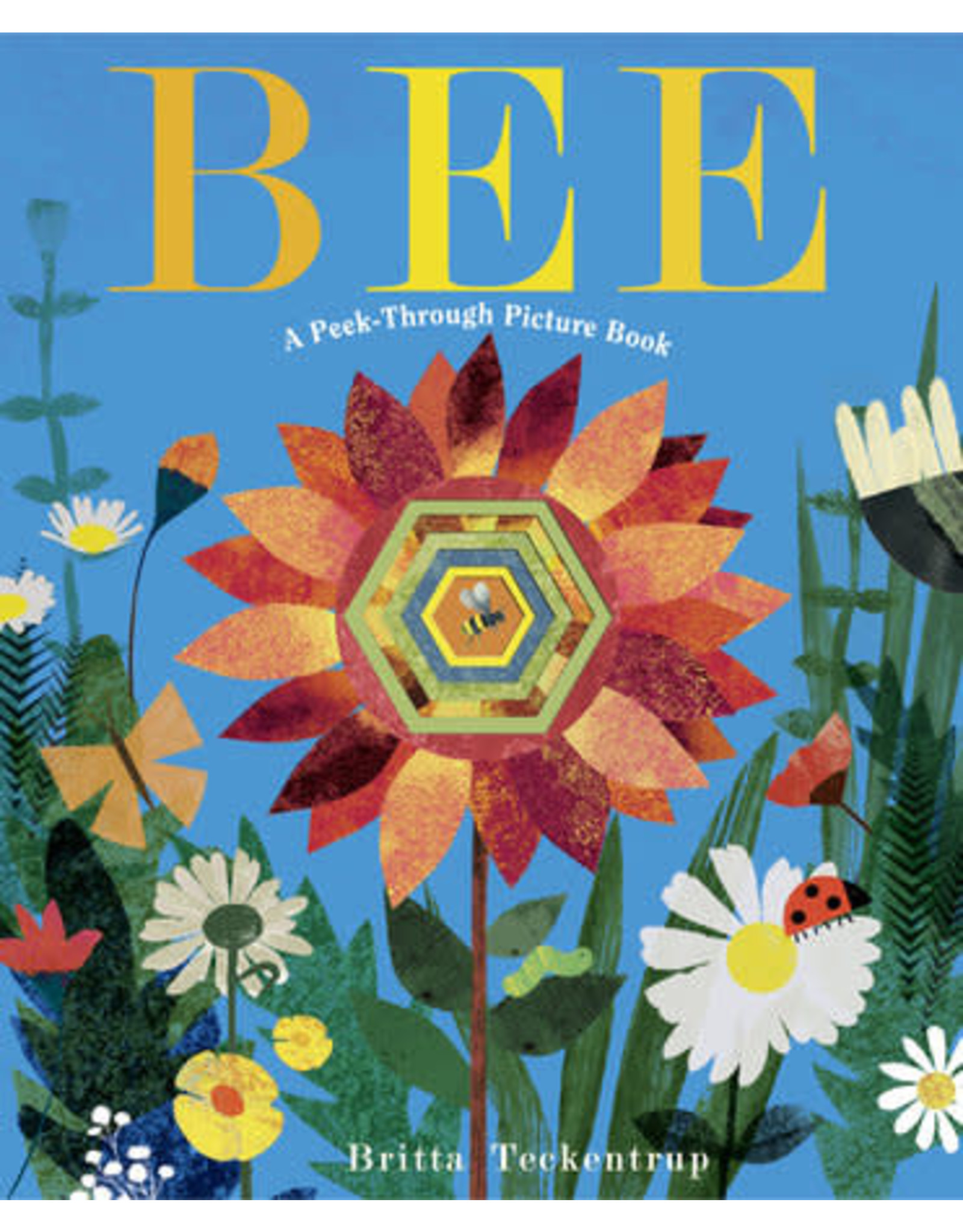 Penguin Random House Bee: A Peek-Through Picture Book