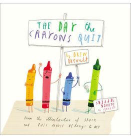 Penguin Random House Day the Crayons Quit