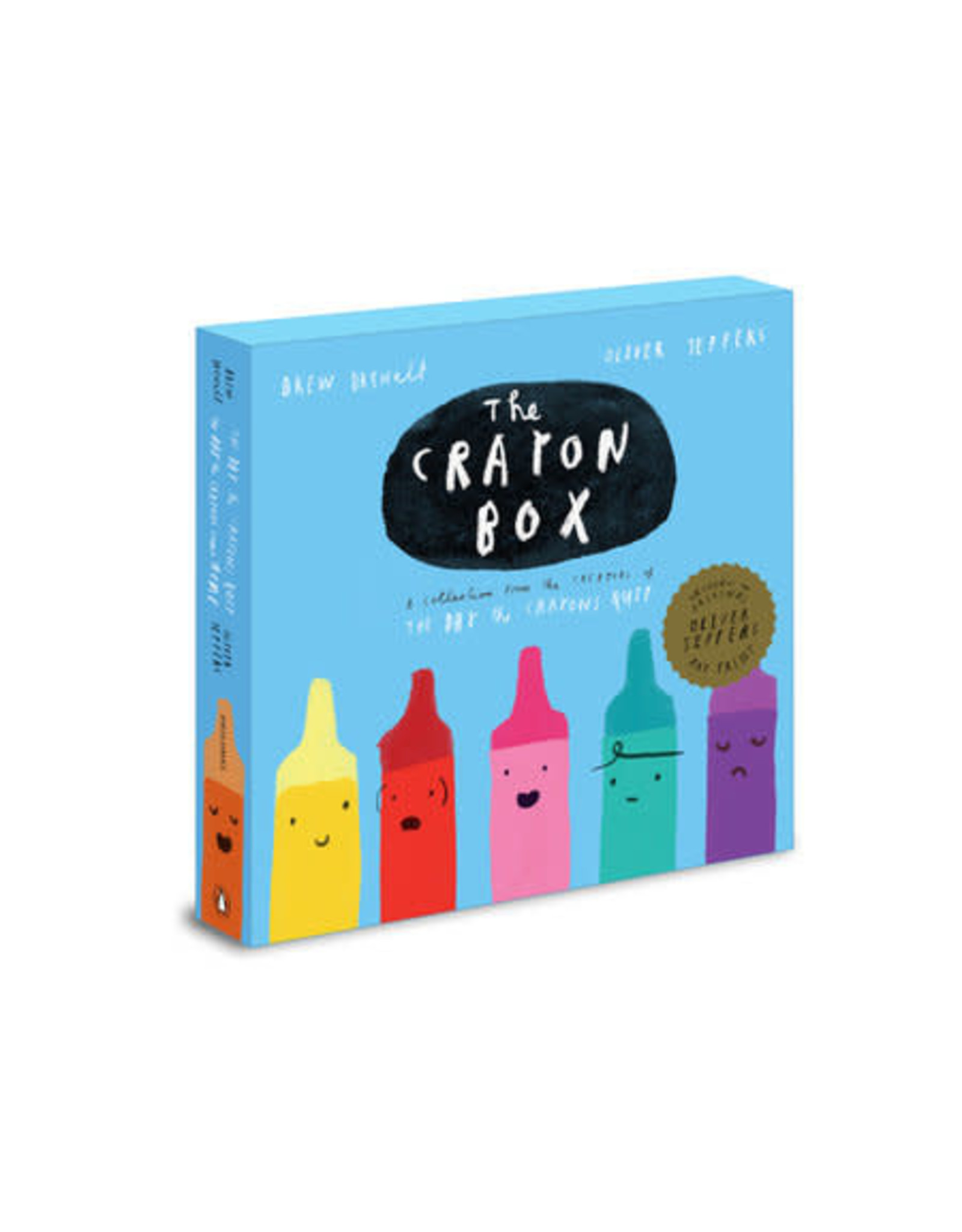Penguin Random House Day the Crayons Quit BX