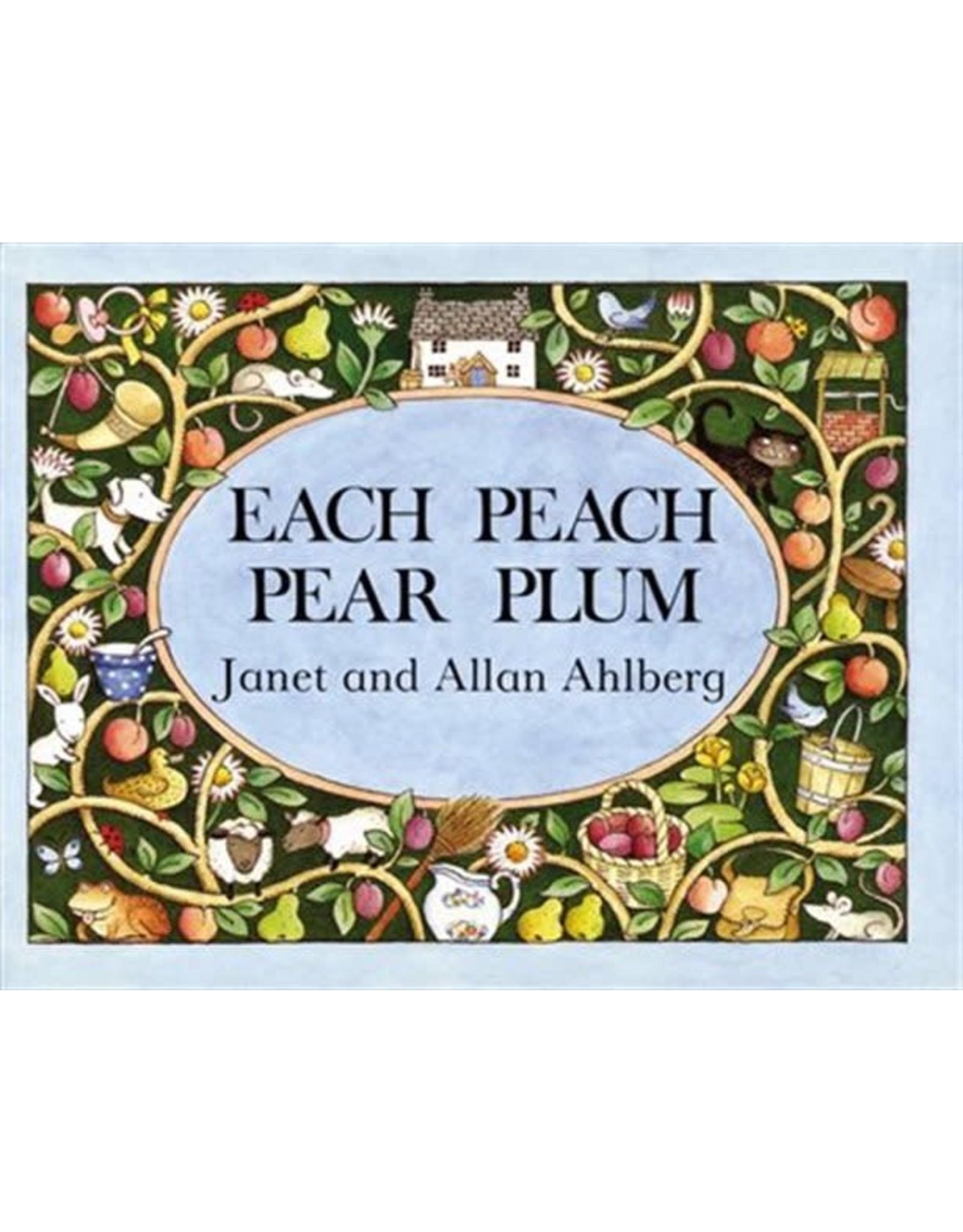 Penguin Random House Each Peach Pear Plum BB