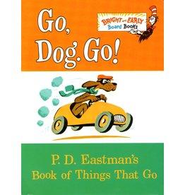 Penguin Random House Go, Dog. Go!
