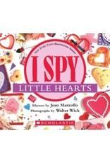 Scholastic Canada I Spy Little Hearts