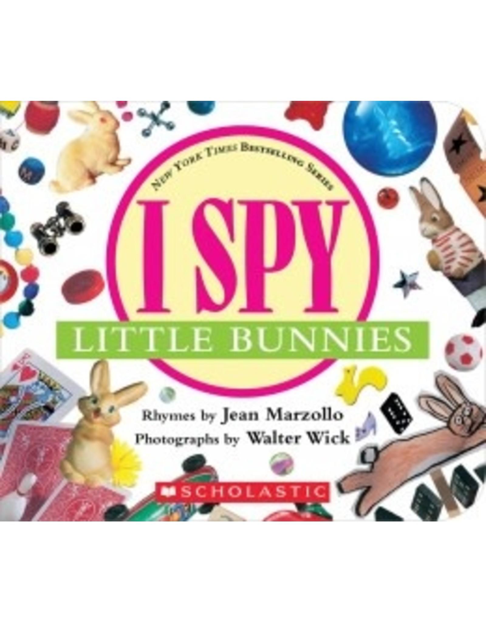 Scholastic Canada I Spy Little Bunnies