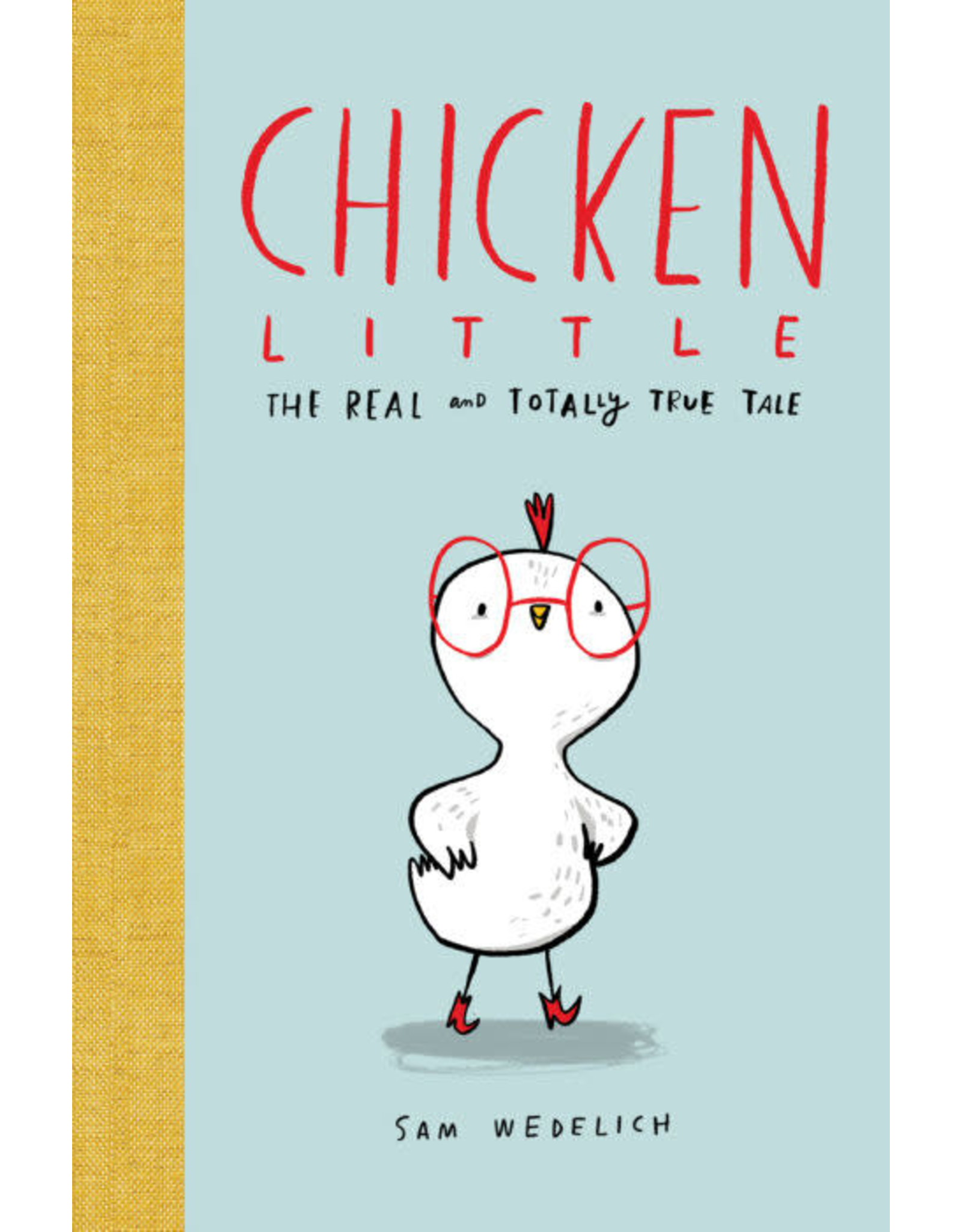 Scholastic Canada Chicken Little HC