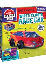 Klutz Klutz: Build Your Own Wired Remote Race Car