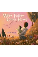 Scholastic Canada When Father Comes Home HC