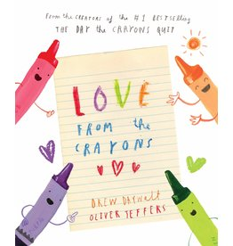 Penguin Random House Love From The Crayons