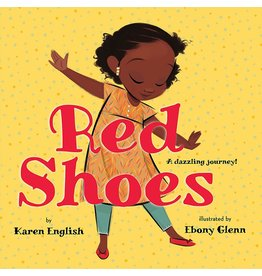 Scholastic Canada Red Shoes HC