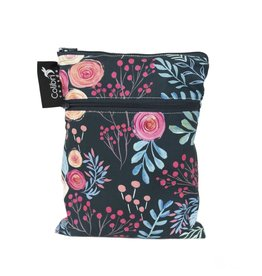 Colibri Mini Double Duty Wet Bag, Roses