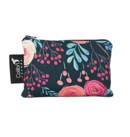 Colibri Reusable Snack Bag Small, Roses