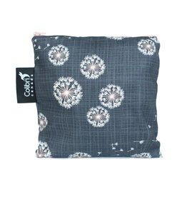 Colibri Reusable Snack Bag Large, Dandelion