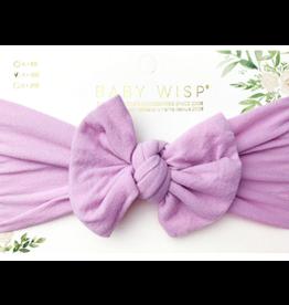 Baby Wisp Baby Wisp Bow Headband, Mauve