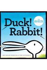Raincoast Books Duck! Rabbit!