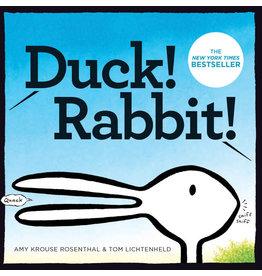 Raincoast Books Duck! Rabbit! (HC)