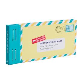 Raincoast Books Letters to My Baby