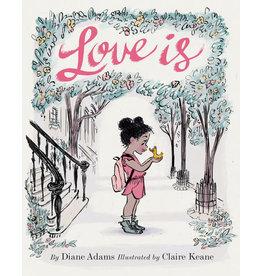 Raincoast Books Love Is