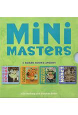 Raincoast Books Mini Masters Boxed Set