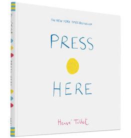Raincoast Books Press Here