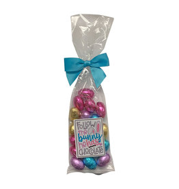 anDea Chocolates Milk Chocolate Easter Eggs, Wrapped