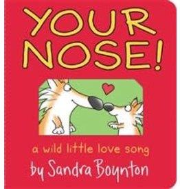 Thomas Allen & Son Your Nose!