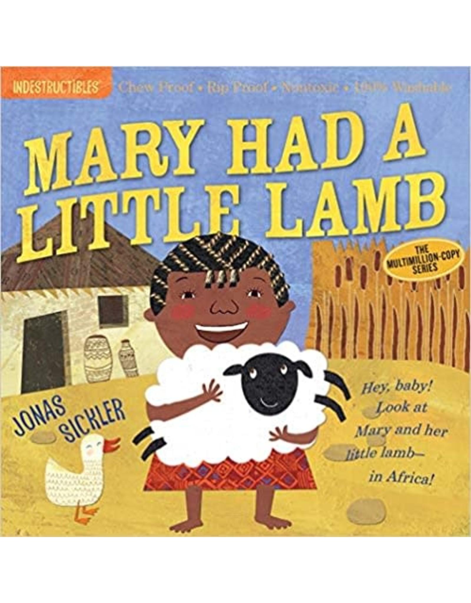 Thomas Allen & Son Mary Had A Little Lamb